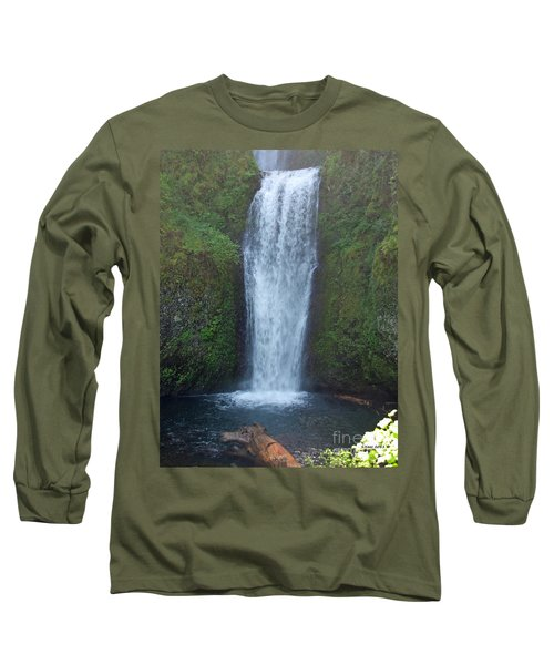 Water Fall Long Sleeve T-Shirt