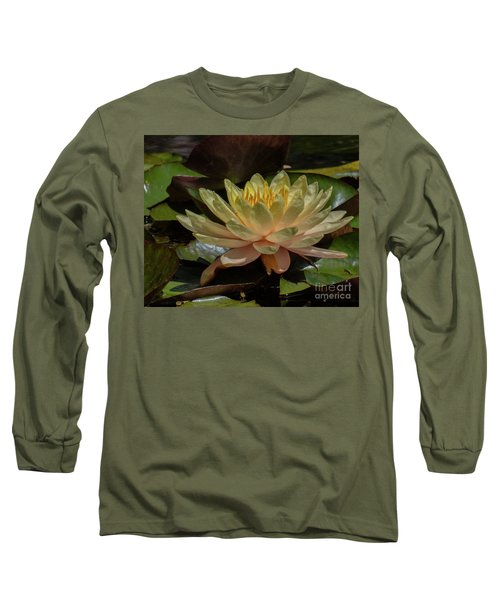 Water Lilly 1 Long Sleeve T-Shirt