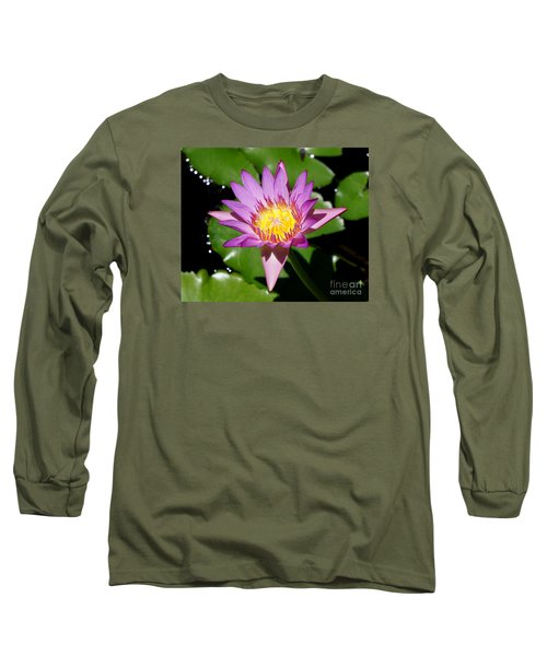 Water Lily 8 Long Sleeve T-Shirt
