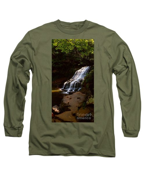 Water Path Long Sleeve T-Shirt by Raymond Earley