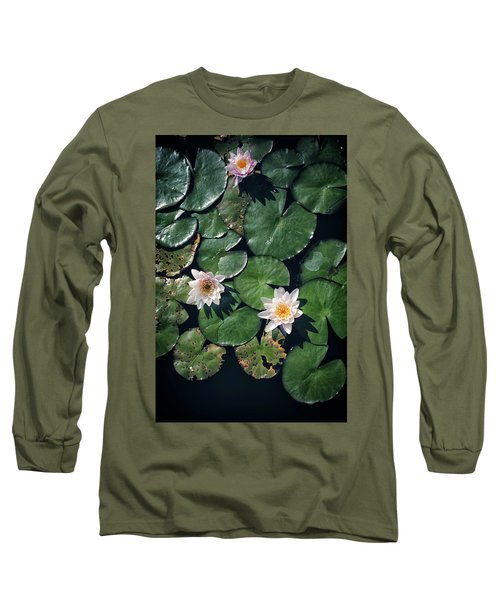 Water Triad Long Sleeve T-Shirt
