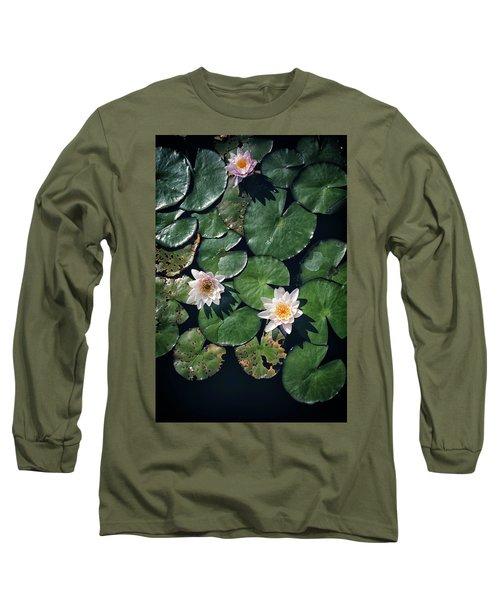 Water Triad Long Sleeve T-Shirt