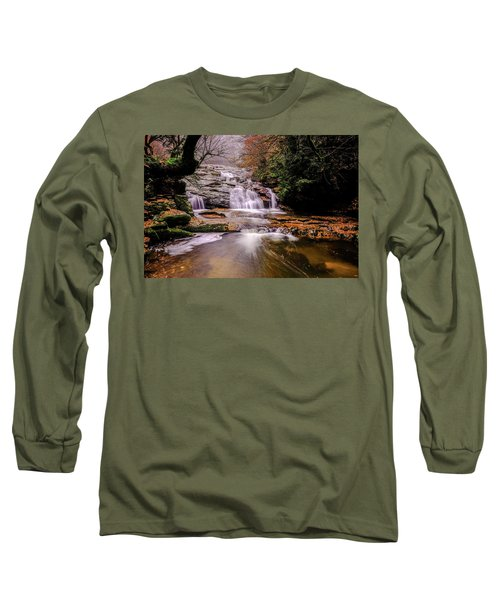 Waterfall-10 Long Sleeve T-Shirt