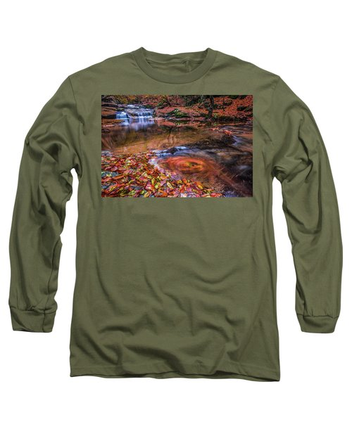 Waterfall-4 Long Sleeve T-Shirt