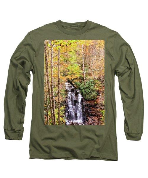 Waterfall Waters Long Sleeve T-Shirt