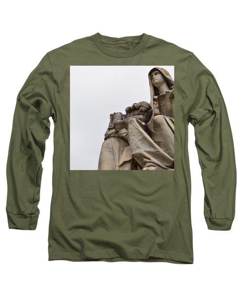 Waxahachie  Long Sleeve T-Shirt
