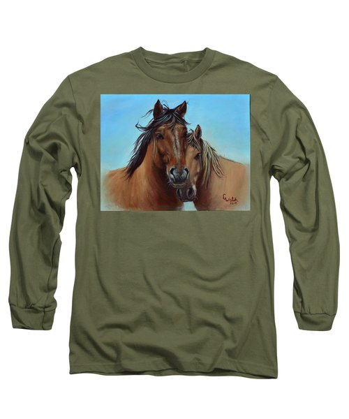 Waylon And Jimmy Long Sleeve T-Shirt