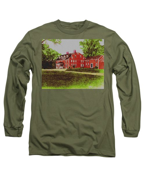 Wayside Inn 1875 Long Sleeve T-Shirt