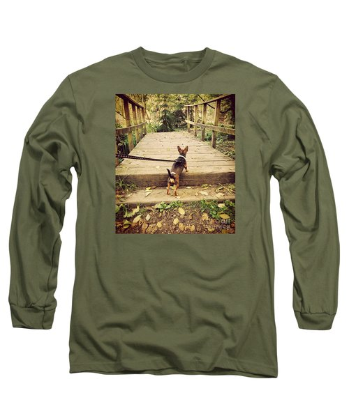 We All Have Our Paths Long Sleeve T-Shirt