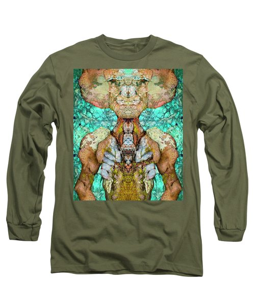 We Are The Ones We've Been Waiting For Long Sleeve T-Shirt