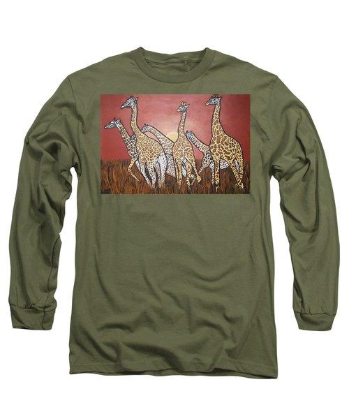 We Jammin Still Long Sleeve T-Shirt