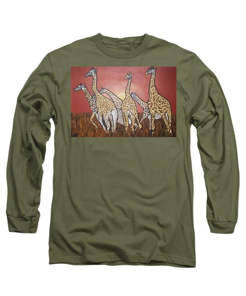 We Jammin Still Long Sleeve T-Shirt