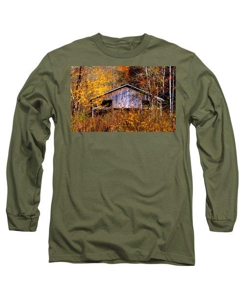 Weathered Barn 1 Long Sleeve T-Shirt