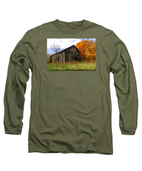 Weathered Barn 3 Long Sleeve T-Shirt