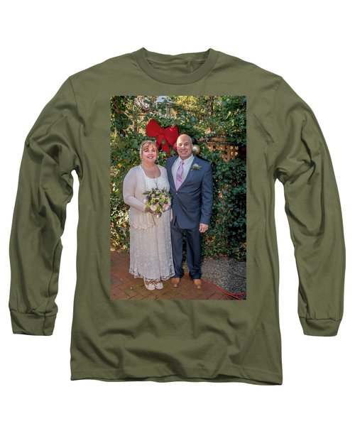 Wedding 1-3 Long Sleeve T-Shirt