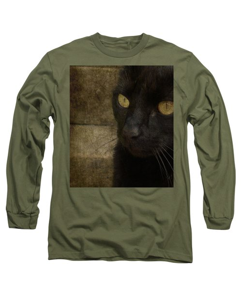 Long Sleeve T-Shirt featuring the photograph Wee Sybil  by Paul Lovering