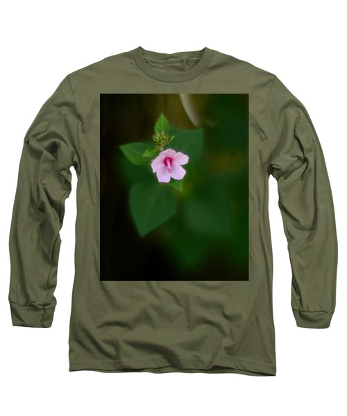 Weed Flower 907 Long Sleeve T-Shirt
