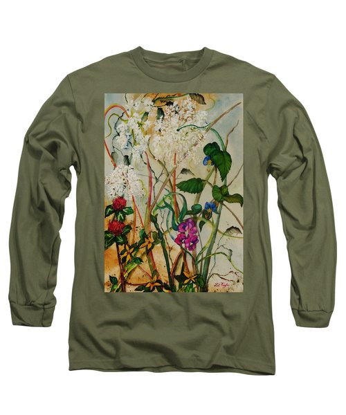 Weeds Long Sleeve T-Shirt