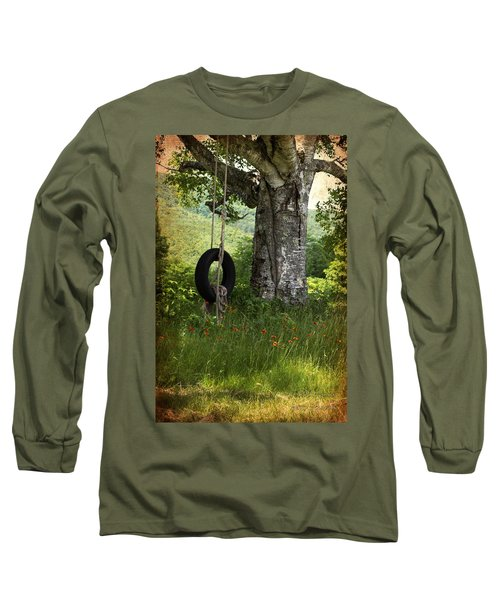 Weeee  Long Sleeve T-Shirt by Betty Pauwels