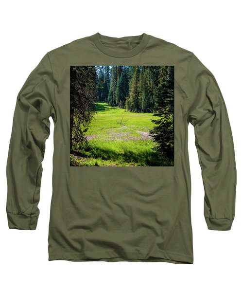 Welcom To Life- Long Sleeve T-Shirt