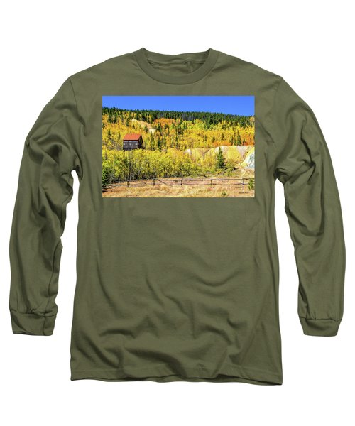 Wellington Ore Bin In The Aspen Long Sleeve T-Shirt