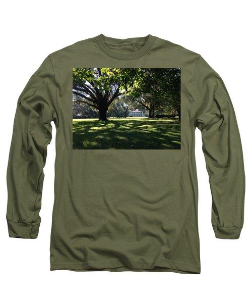 Wesley House Long Sleeve T-Shirt