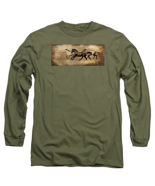 Western Flair Long Sleeve T-Shirt