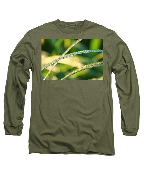 Wet Grass Long Sleeve T-Shirt