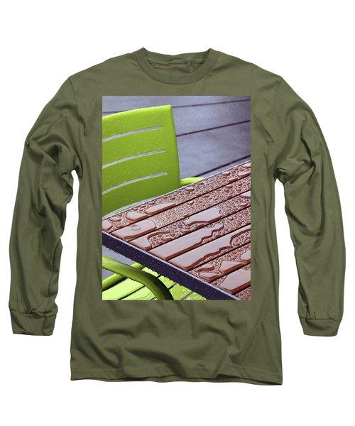 Wet Table Long Sleeve T-Shirt