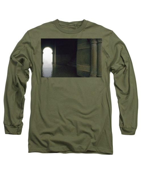 Wet Weather Long Sleeve T-Shirt by Jan W Faul
