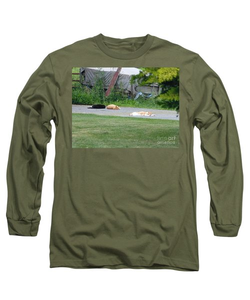 What A Day Long Sleeve T-Shirt