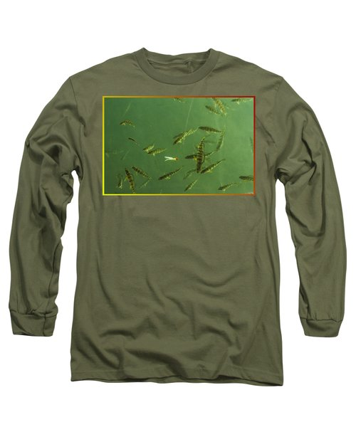 What A Line Long Sleeve T-Shirt