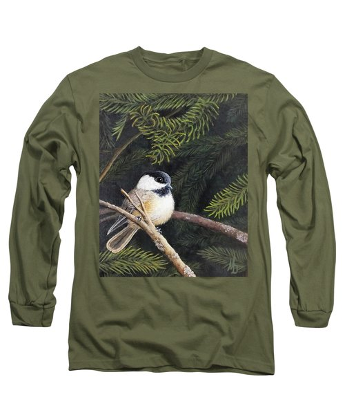 Whats New Long Sleeve T-Shirt