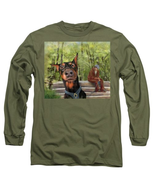 What's That I Hear? Long Sleeve T-Shirt