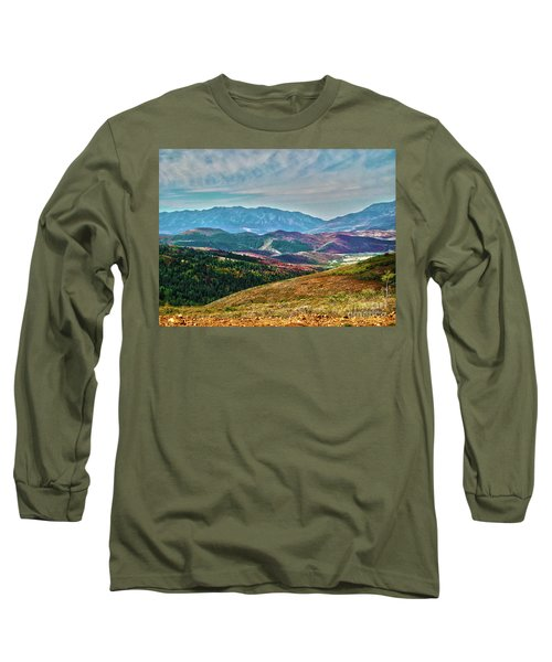 Wheeler Peak Long Sleeve T-Shirt