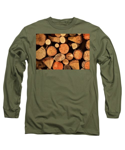 When Winter Will Come Long Sleeve T-Shirt
