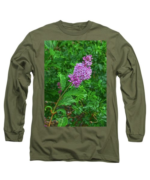 When You Need Someone To Belive In, Start With Yourself.  Long Sleeve T-Shirt