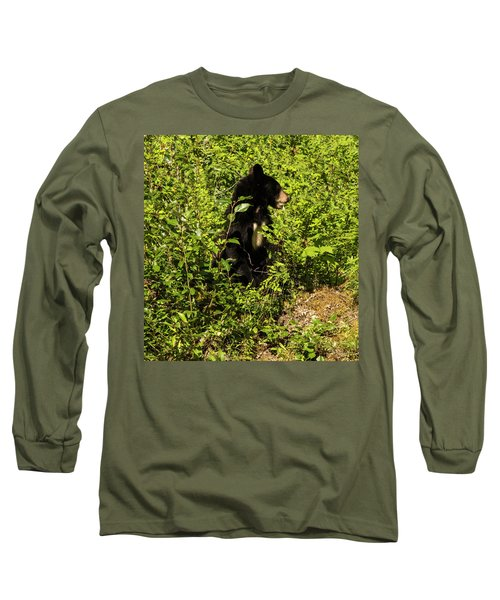 Where Are The Berries? Long Sleeve T-Shirt