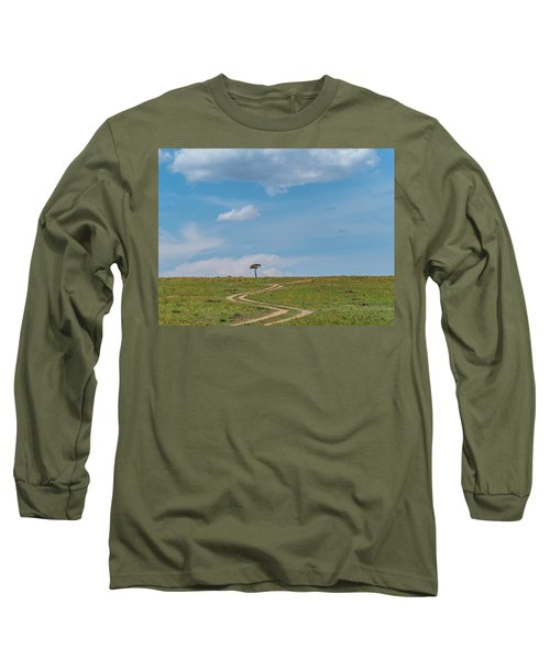 Where Does It Lead To Long Sleeve T-Shirt