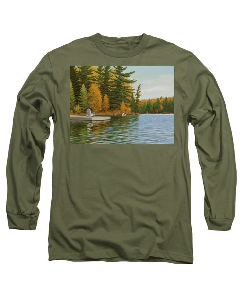 Where Life Is Easy Long Sleeve T-Shirt