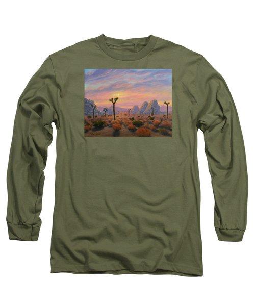 Where The Sun Sets Long Sleeve T-Shirt