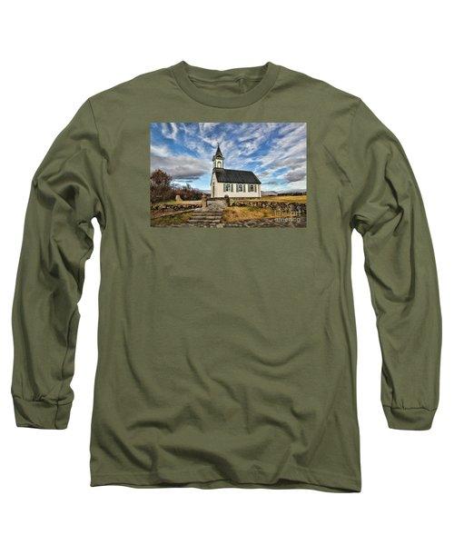 Where The Worlds Meet Long Sleeve T-Shirt