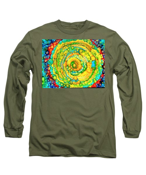Whirling Long Sleeve T-Shirt