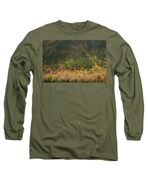 White Mountain Long Sleeve T-Shirt