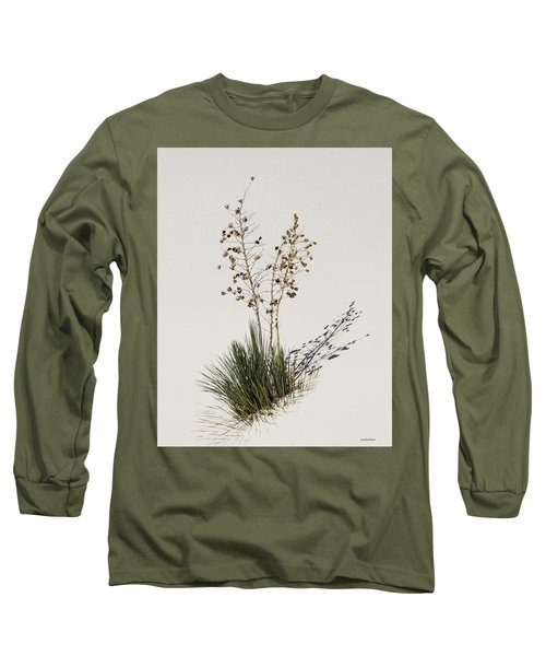 White Sands Yucca Long Sleeve T-Shirt