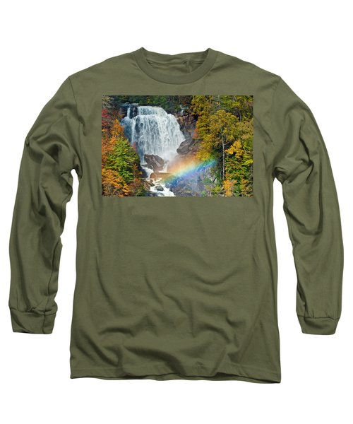 Whitewater Falls Long Sleeve T-Shirt