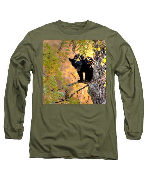 Who Are You Looking At Long Sleeve T-Shirt