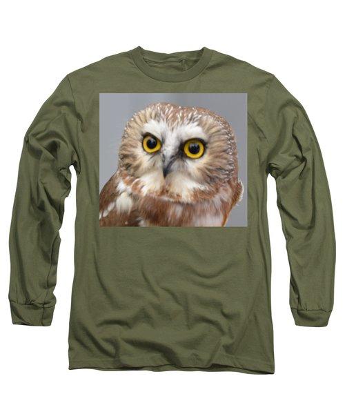Whoo Me Long Sleeve T-Shirt