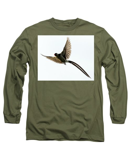Whydah Abstract I Long Sleeve T-Shirt