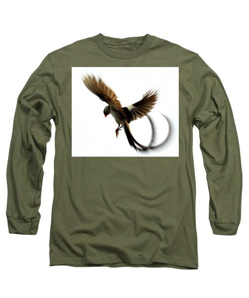 Whydah Abstract II Long Sleeve T-Shirt